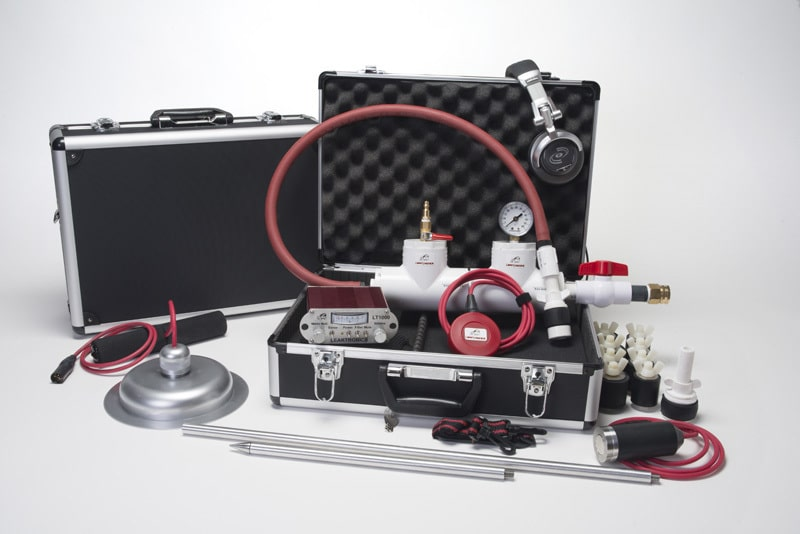 Plumbers Pro Equipment Bundle Leaktronics 818 436 2953