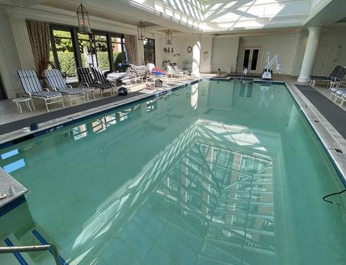 4-Seasons Hotel Pool And Spa Leak Detection