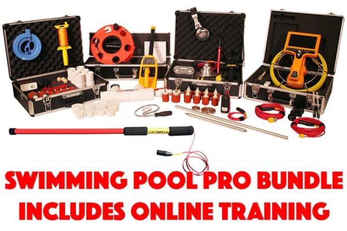 Swimming Pool Bundle with FLASH Stick