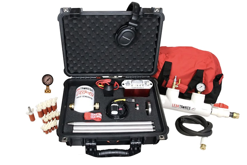 Irrigation Kit 2020 - Hearing Irrigation Blockage with the Soil Probe