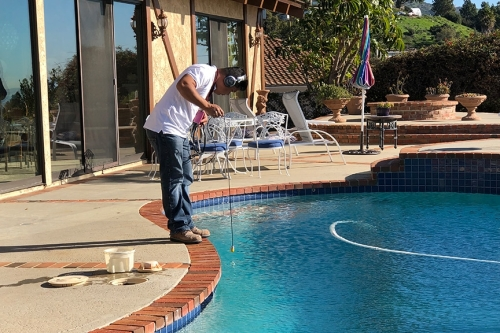 Own a leak detection business! Learn about swimming pool inspections including leak detection.