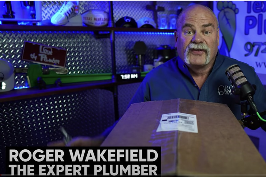 Roger Wakefield Reviews The Plumbers Leak Detection Kit by LeakTronics