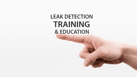 Leak Detection Training for Professionals