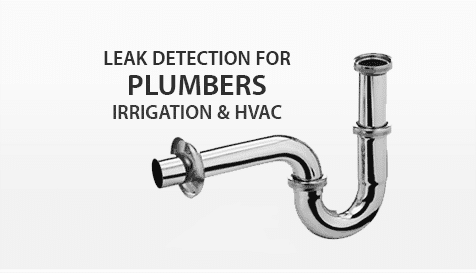 Plumbing Leak Detection Equipment for Professional Plumbers