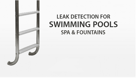 Swimming Pool Leak Detection Equipment