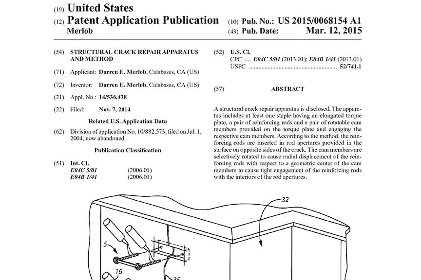 Torque Lock Patent Image