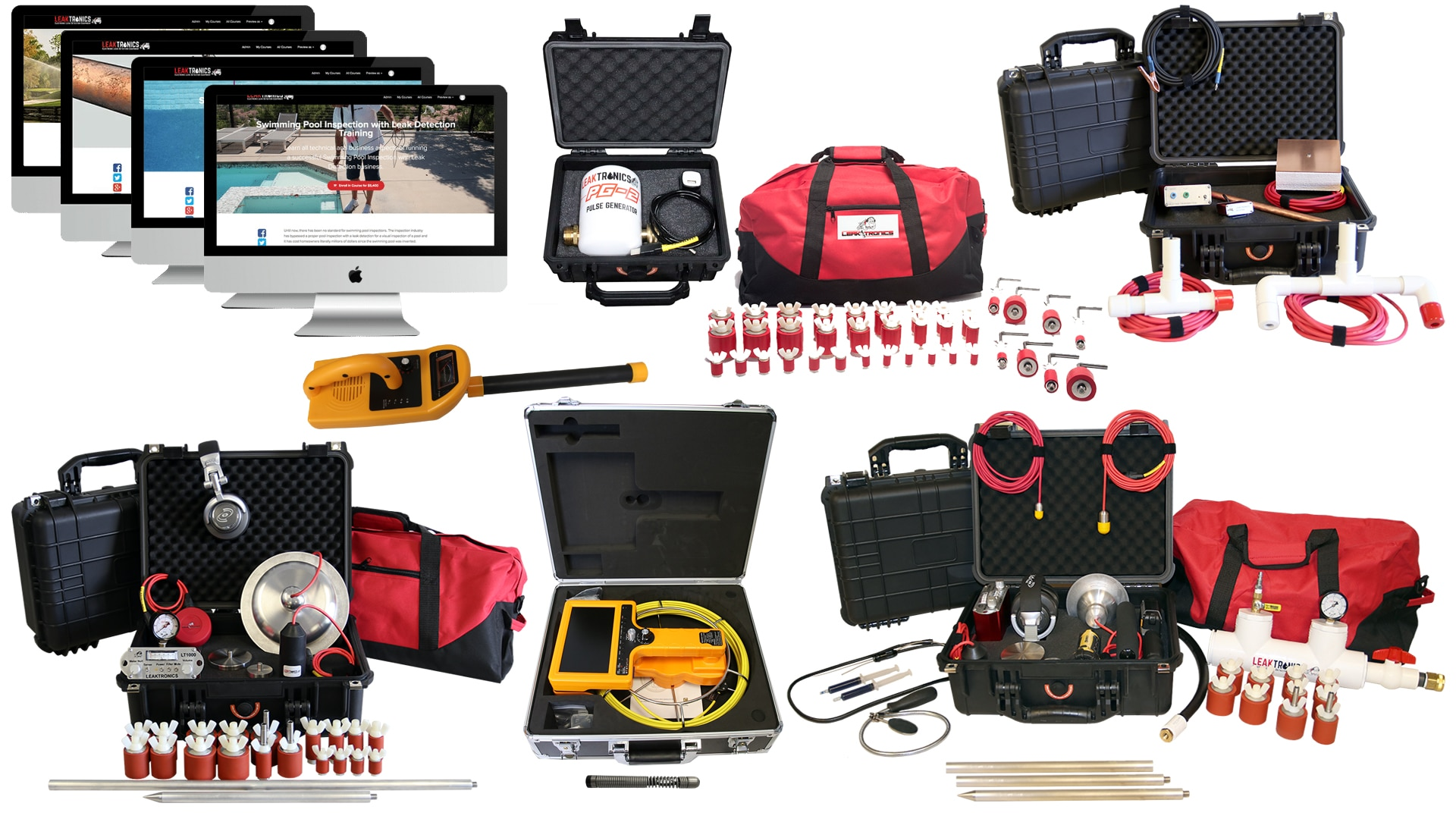 complete training and equipment pack