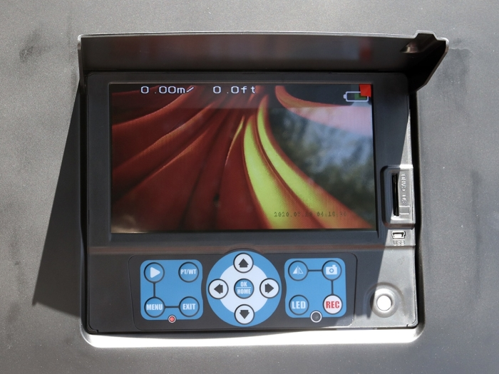 Deluxe Pro Camera Screen