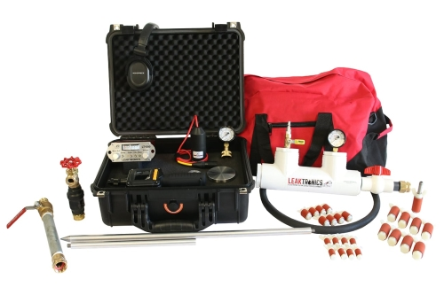 The Irrigation Leak Detection Kit from LeakTronics
