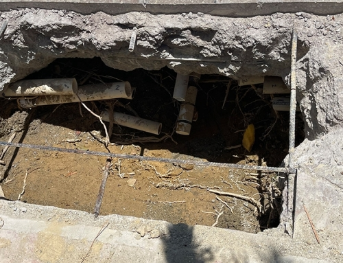 Pool Builders – Bury Your Pipes in Dirt
