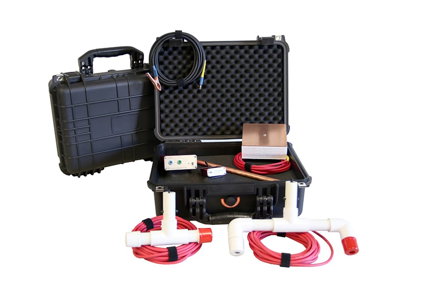 The VILO Vinyl Liner Leak Detection Kit Add-On for the Pro Complete Kit by LeakTronics