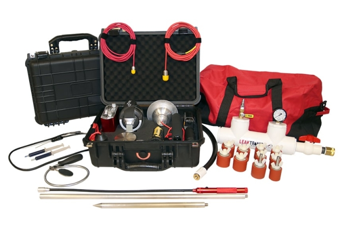 The Pro Complete leak Detection Equipment Kit by LeakTronics