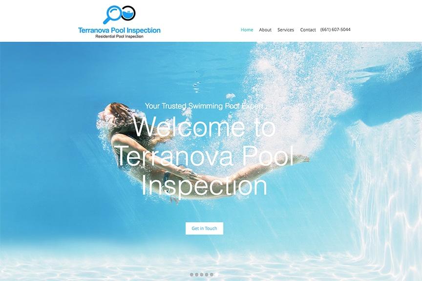 terranova pool inspection