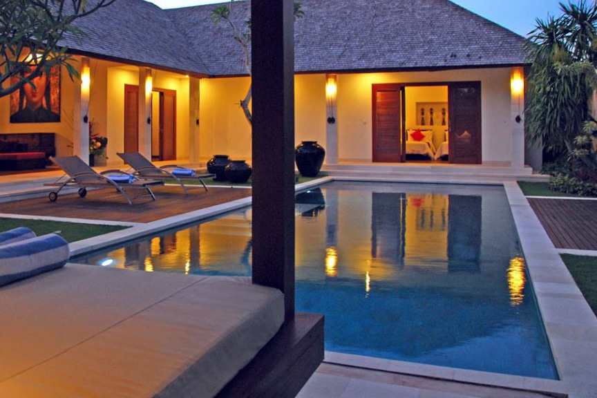 The Pools at Villa Sadewa – Bali, Indonesia Leak Detection and Consulting