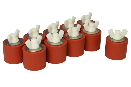 2 Inch Closed Plug (10 pack)