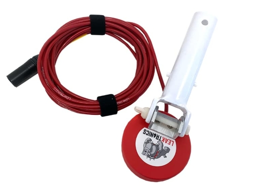 LeakTronics introduces The Spot Mic For Accurate Leak Detection In Pools And Spas